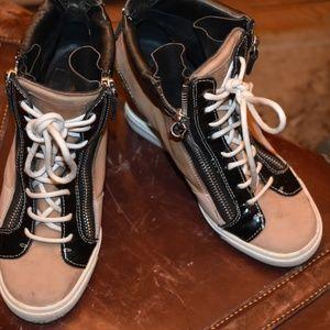 Giuseppe Zanotti sneakers size 40